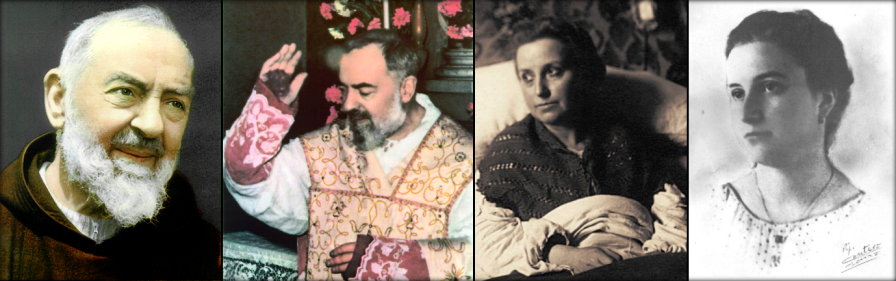Padre Pio and Maria Valtorta